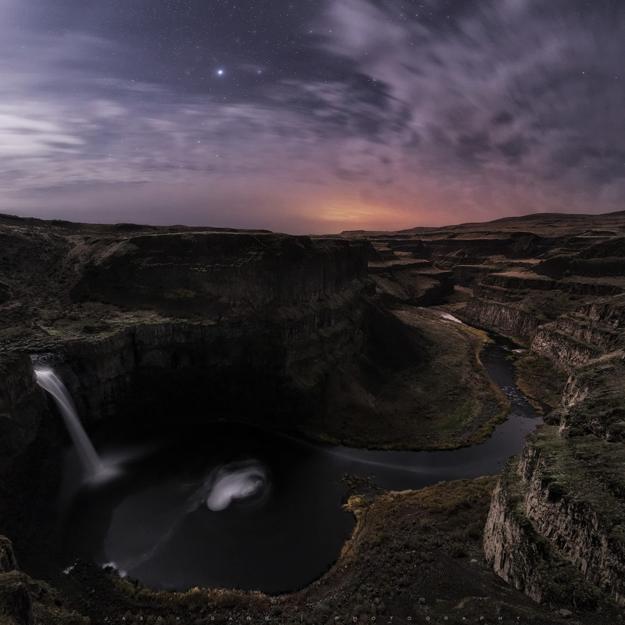 Palouse Nights